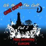 We Heard The Call VOL2 - EUROPE X1