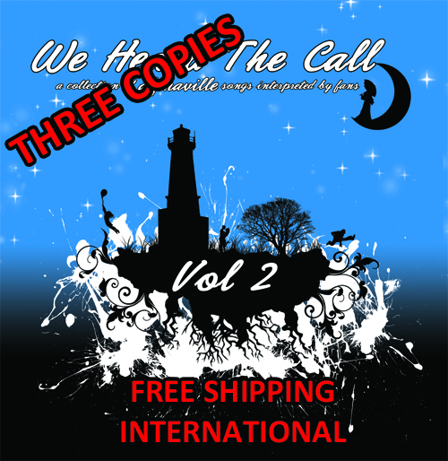 We Heard The Call VOL2 - INTERNATIONAL X3